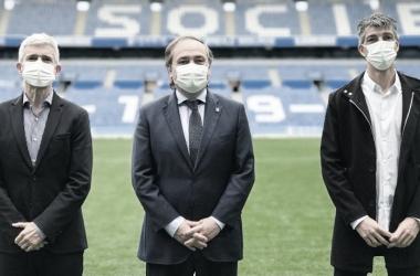 Repaso a la trayectoria de Imanol Alguacil como entrenador de la Real Sociedad