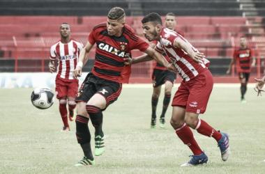 Em duelo nordestino, Sport e Confiança se enfrentam pela Copa São Paulo