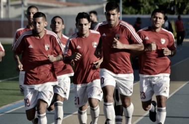 Deportivo Lara de cara al Apertura 2017. FOTO: Prensa Deportivo Lara