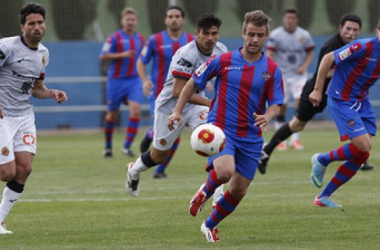 CF Reus - Levante UD B: gastando las últimas balas