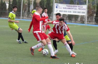 Un penalti vuelve a tumbar al Nueva Vanguardia