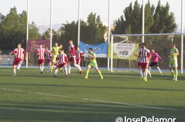 Un penaltide Tabala da la victoria ante el Nueva Vanguardia