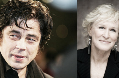 Benicio del Toro y Glenn Close. / Foto (sin efecto):VAVEL.