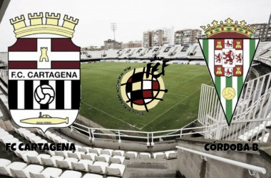 FC Cartagena - Córdoba B: en busca de volver a zona de playoffs
