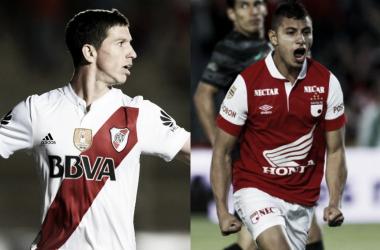 Fernández y Roa, piezas claves en sus respectivos equipos (Fotomontaje Adrián Gallardo)
