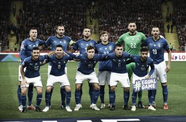 Italia le gana a Polonia y rompe una mala racha de 5 partidos sin victorias | Fuente: Italia.