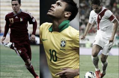 Rivales de la Selección Colombia, tienen sus nóminas listas