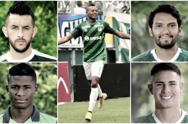 Cinco convocados del Deportivo Cali para la Selección Colombia