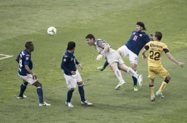 Moisés Muñoz es uno de los 2 arqueros americanistas que han metido gol (Foto: Fox Sports)
