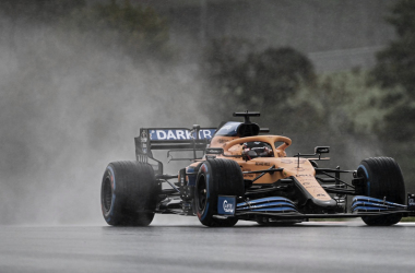 GP Turquía. Libres 3: la lluvia mantiene la incógnita