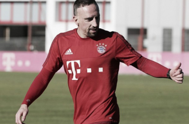 Franck Ribery closes in on return from injury