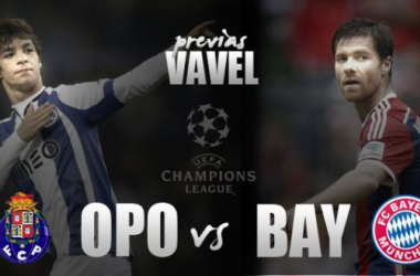 Live Ligue des Champions: FC Porto - Bayern Munich en direct commenté