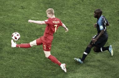 Foto: Selección Bélgica