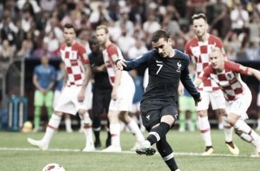 Francia campeón del mundo // Foto: FIFA