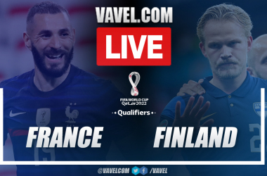 Highlights and goals: France 2-0 Finland in 2022 World Cup Qualifiers