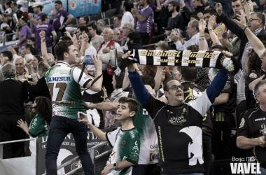 Fotos e imágenes del Fraikin BM Granollers 29-31 Ángel Ximénez Avia PG, en cuartos de final de la Copa del Rey | Foto: Borja MG (VAVEL)