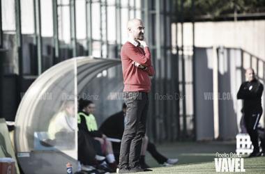 """Fran Sánchez: """"Nuestro objetivo es recuperar y llegar bien al sábado"""""""
