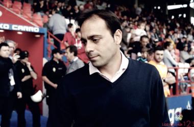 Fran Fernández seguirá como entrenador de la UD Almería la próxima temporada