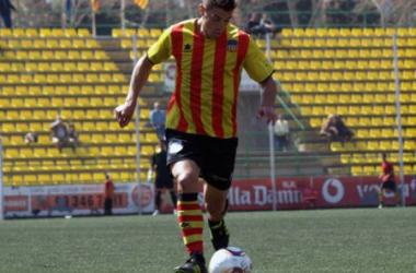 Fran Grima es el elegido para reforzar la zaga del CF Badalona