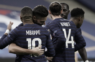 Invicta, França faz quatro gols na Suécia e atinge melhor campanha da Liga das Nações