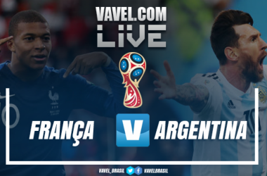 Resultado e gols de França x Argentina na Copa do Mundo 2018 (4-3)