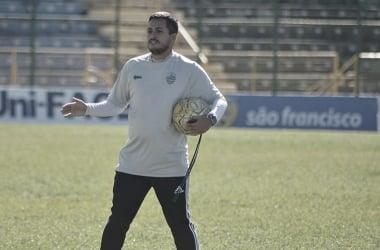 Leo Santin é um dos responsáveis pelo bom momento da Francana (Divulgação/A.A. Francana)