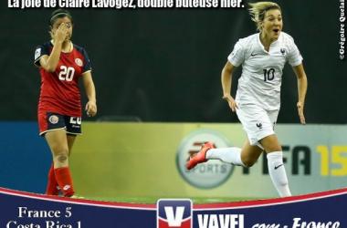 Coupe du monde féminine U20: Le résumé de la suite de la première journée