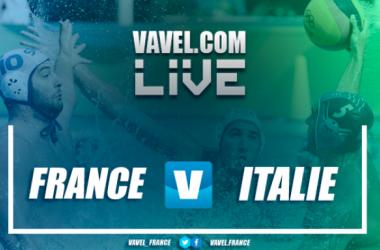 Résultat France 9-18 Italie au Championnat du Monde de Water-polo 2017
