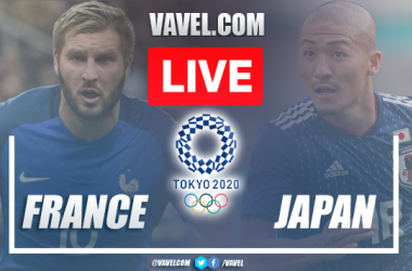 Highlights and Best Moments: France 0-4 Japan in Tokyo 2020