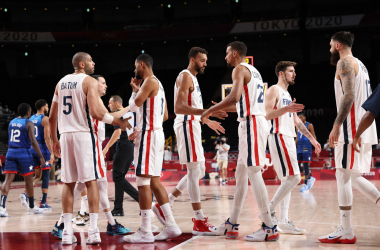 Highlights and Best Moments: France 97 - 77 Czech Republic in Tokyo 2020