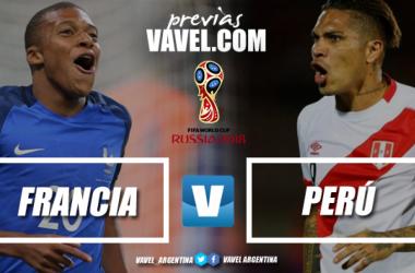Previa Perú - Francia: en busca de octavos | Foto: VAVEL