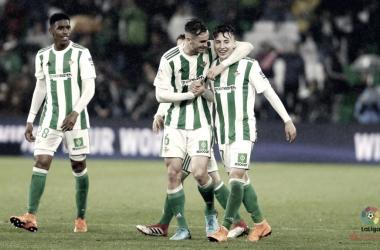 Los cedidos, 'fichajes' del Real Betis para el 20/21