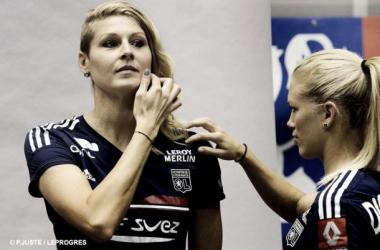 """Corine Petit """"J'espère bien sûr une victoire de Lyon"""""""