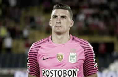 Solo resta la firma y Franco Armani será jugador de River Plate | Foto: Atlético Nacional