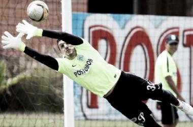Franco Armani es uno de los mejores jugadores que tiene Nacional. |Foto: Colprensa