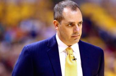 Frank Vogel no continuará como entrenador de los Pacers
