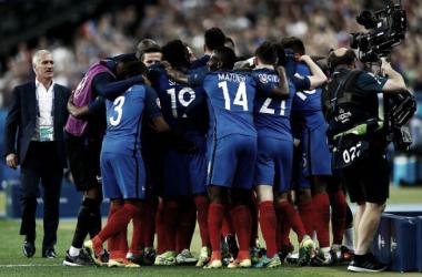 EM 2016 | Frankreichs Last-Minute-Sieg gegen starke Rumänen