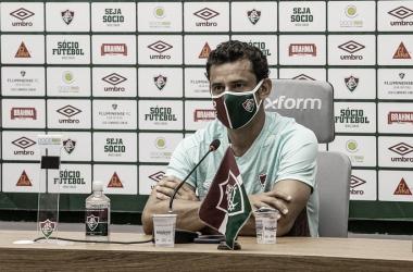 Na véspera de sua reestreia, Fred afirma estar 100% disponível para 'dar a vida' pelo Fluminense