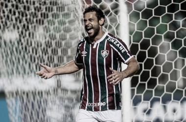Fred é o destaque do Fluminense na Libertadores (Divulgação/Fluminense)