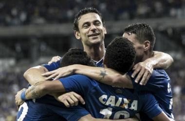 Fred em ação pelo Cruzeiro (Foto: Washington Alves/Light Press/Cruzeiro)