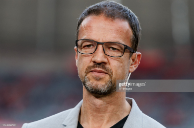 Eintracht Sporting Director Fredi Bobic (Photo: TF-Images/Getty Images).