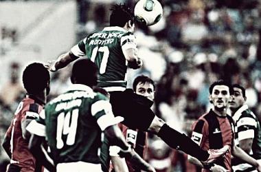 William e Montero, duas referências do novo Sporting - Foto: João Matos (Zerozero.pt)