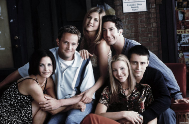 Friends | Fuente: IMDb