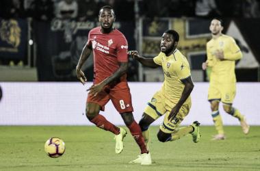 Foto: Divulgação/Frosinone Calcio