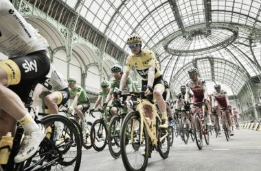 Chris Froome, campeón por cuarta vez del Tour de Francia. | Foto: TDF