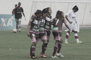 Ferroviária deslancha no segundo tempo e goleia Vitória-BA pelo Brasileirão Feminino