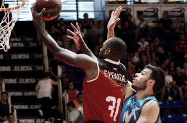 Fuenlabrada-Estudiantes / ACB.COM
