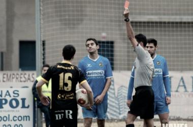 Pasado duelo entre ambos conjuntos disputado en el Estadio Fernando Torres en el 2014 (fuente VAVEL)