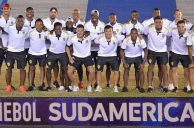 El partido se jugará desde las 19:45 en el Estadio Alberto Spencer Herrera de Guayaquil.