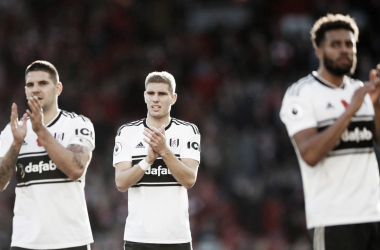 Fulham no levanta la cabeza y la lucha por no descender ha comenzado | Foto: Premier League